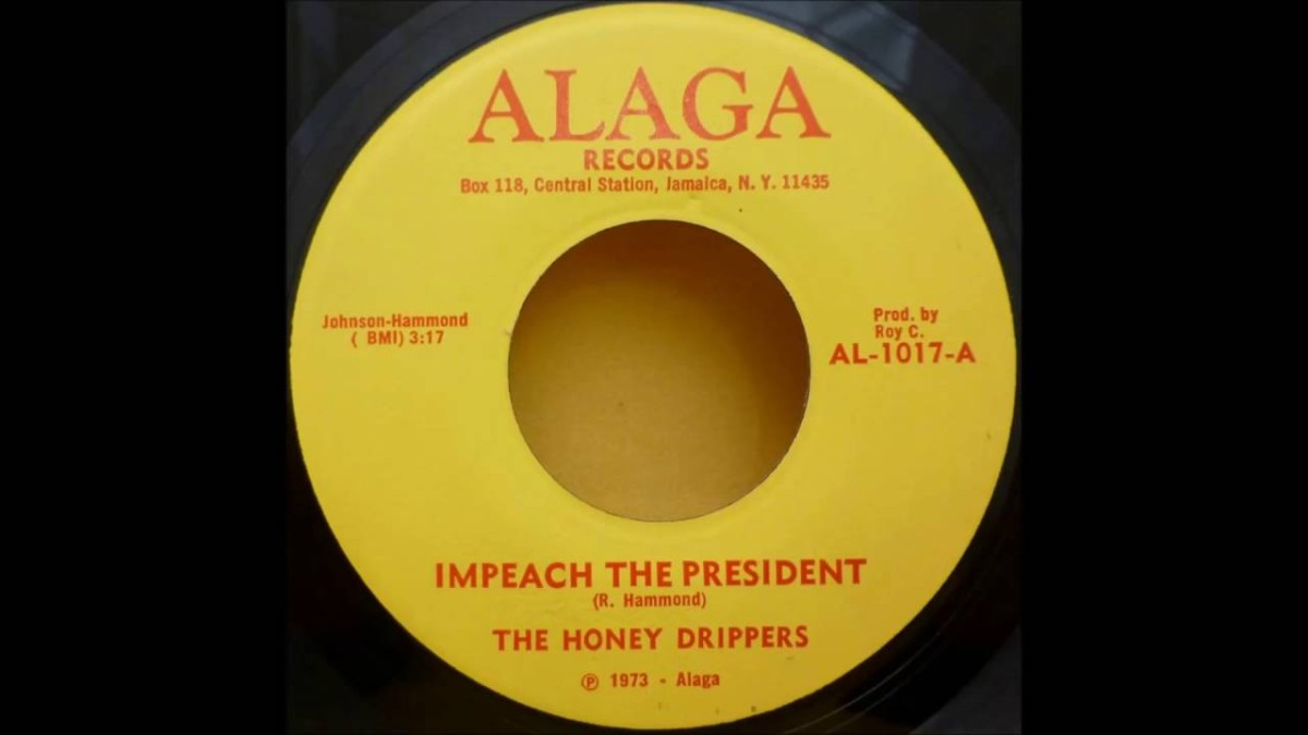Popular Samples in Rap Music: Songs Sampling Impeach the
