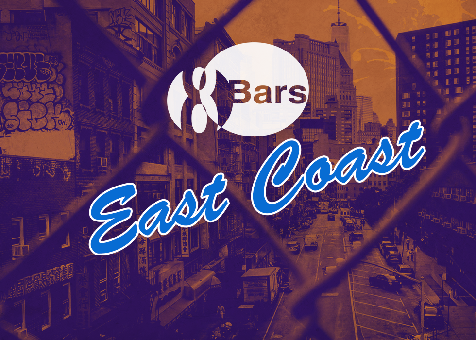 8 Bars East Coast Beats